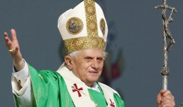 Benedicto (FOTO - L&#039;OSSERVATORE ROMANO)
