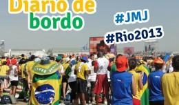 diario de bordo rio2013