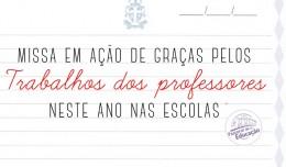 missa professores