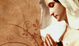 santa maria mae de deus