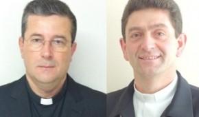 Bispos novos Caxias do Sul e Cruz Alta