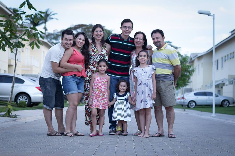 familia frutos: