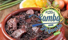 Samba com Feijoada Pascom SJC