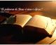 Bíblia - a palavra do pastor
